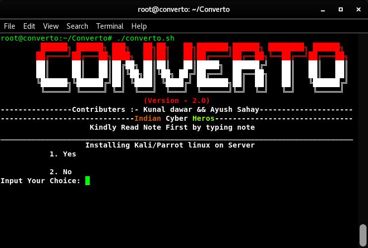 VPS教程干货:如何在VPS上安装Kali?